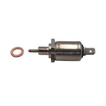 John Deere Fuel Shut Off Solenoid M138477