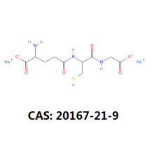 Factory best selling for Cosmetics Raw Material Glutathione api cas 70-18-8  cas 20167-21-9 supply to Saint Vincent and the Grenadines Suppliers