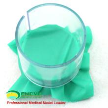 VENDER 12600 Kits de Incisão para Pratica de Sutura Oral Colsely Simula Gengival