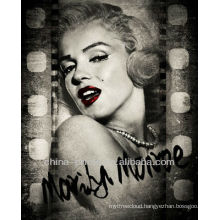 Famous And Sex Start Marylin Monroe Canvas Prints