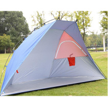 Tente coupe-vent de couleur dégradé créatif extérieur double camping