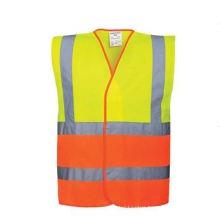 Fashion Safety Vest with Hi Vis Reflective Tape