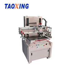 Heat Press Sticker Silk Screen Printing Machine