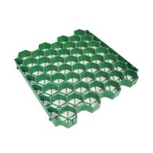 Hexagonal grass grid paver gravel lawn manufacture