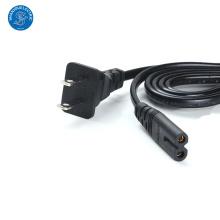 NEMA 1-15P to IEC320 C7 USA Power cord