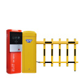 Customizable Roadside Parking Ticket Vending Machine