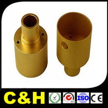 Brass Copper Bronze Turning Lathe CNC Machining Parts for Machine