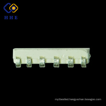 Surface mounted RGB LED diode high brightness 6 pins Side view 4508 RGB SMD LED