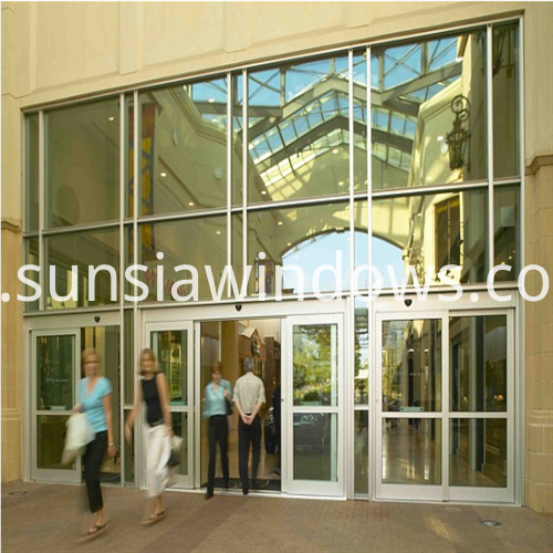 Automatic Sliding Door 1