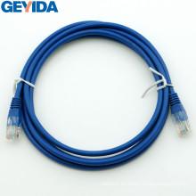 Cable de conexión Cat5e 4p UTP 24AWG / UL