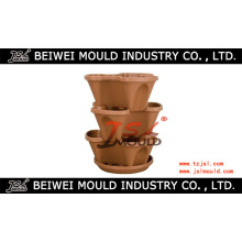 New Flower Pot Plastic Injection Mould