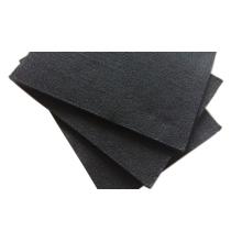 Предварительно насыщенный кислородом волокнистый огнестойкий ковровый войлок