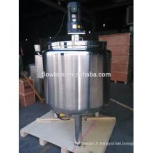 Réservoir de mélange de chauffage électrique avec agitateur d'entrée supérieure du fournisseur de porcelaine