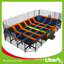 China professionele indoor trampoline park bouwer