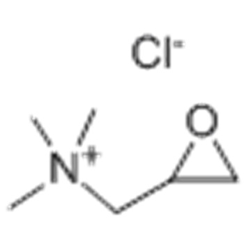 2,3-Epoxypropyltrimethylammonium chloride  CAS 3033-77-0