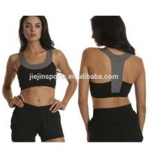 Benutzerdefinierte Cheerleading Push-Up Sport-BH für Frauen