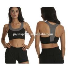 Sujetador deportivo Push Up Cheerleading personalizado para mujer