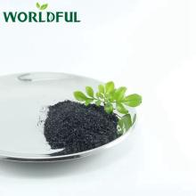 Worldful 100% extracto de algas marinas solubles escamas fertilizante orgánico Sargassum algas marinas fertilizante