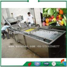 QXJ Industrial Bubble vegetal máquina de lavar