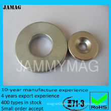 huge ring neodymium magnet