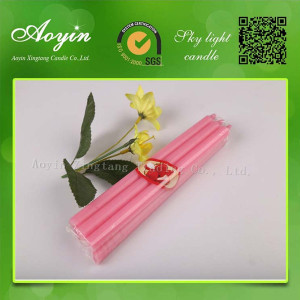 Birthday stick colors candle to sale