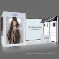 Oferta Detian stand de exhibición de belleza stand de exposición portátil equipo de feria