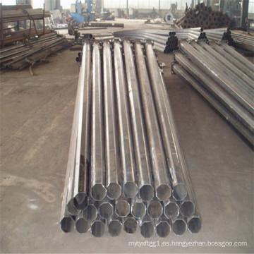 Hot-DIP Galvinized 6 m Precios de poste de la lámpara solar de postes de acero