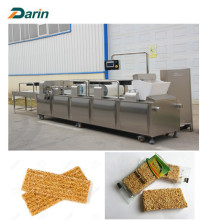 Amendoim Chikki Candy Cutting Line