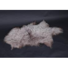 Cheveux longs Tibet agneau fourrure peau de mouton