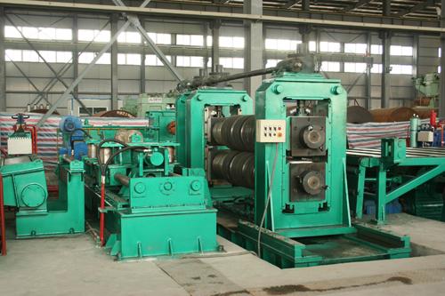 Steel Coil Uncoiler