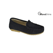 Kids Moccasin Casual Shoes Slip on Footwear