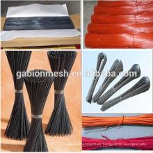 Alambre de lazo / alambre del hierro del corte del u-tipo / alambre recto del lazo para la venta (el precio de fábrica de Anping es su mejor opción)