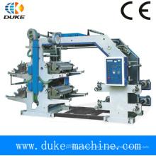 Máquina de impressão não-tecida da gravura do tecido (DK-212000) China Supplier