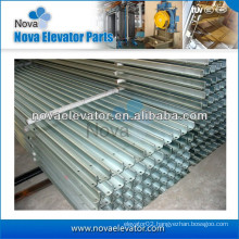 Elevator Rail, Lift Guide Rail, Elevator Hollow Counterweight Guide Rail
