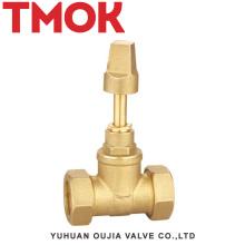 Design für Wasser männlich x männlich Dampf Montagezeichnung verdeckt Messing Absperrventil