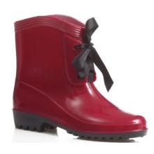 work rain boots fashion ladies wedge shoes B-813