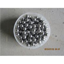 Entrega rápida de tamanho mini bola de aço inoxidável