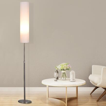 Light Decorative Electroplating Floor Standing Lamp
