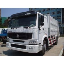 Sinotruk HOWO Rear Garbage Truck 6wheel