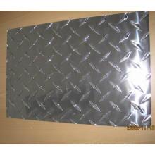 Spiegel Aluminium Diamant Platte