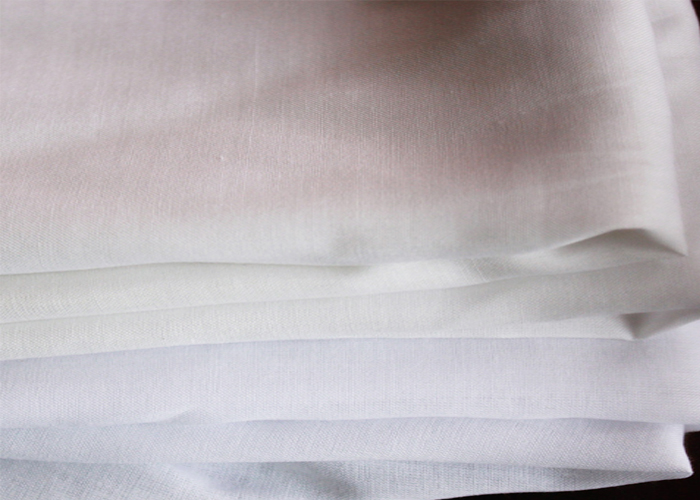 Polyester Cotton White Cloth