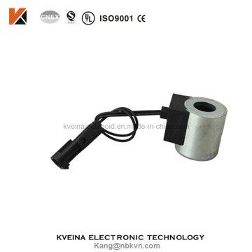 Ycr60-7 Solenoid Coil 12V 24V Excavator Spare Parts