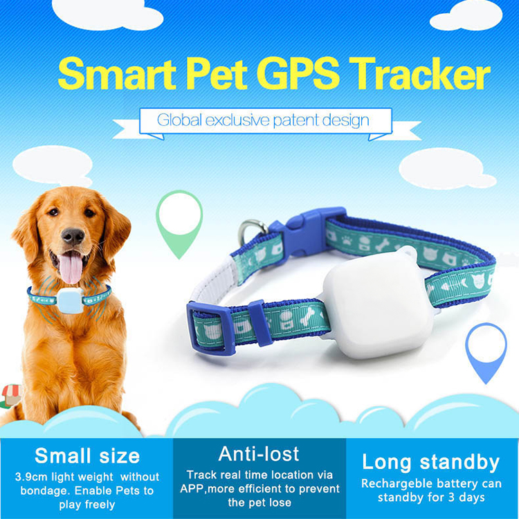 Smart Pet Waterproof Gps