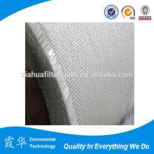 Membrana de alta temperatura tecido de fibra de vidro pano
