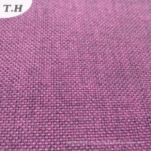 Льняная ткань плоские песчаные освободить диван и высокого качества