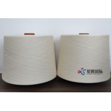 Kompaktes Spinning Cotton Yarn CF50 für Bettlaken