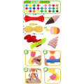 Kids Toy Play Dough / Plasticine / Modeling Clay Packing Machine