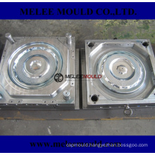 Plastic Injection Bucket Lid Tooling