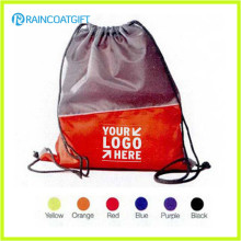 Logo personnalisé imprimé Give Away sac à cordon RGB-026