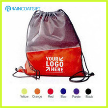 Personalized Logo Printed Give Away Drawstring Bag RGB-026
